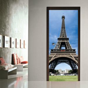# Αυτοκόλλητο πόρτας Παρίσι Πύργος του Άιφελ - Sticker Box
