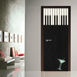 # Αυτοκόλλητο πόρτας πιάνο - Sticker Box