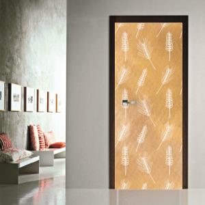 # Αυτοκόλλητο πόρτας σιτάρι - Sticker Box