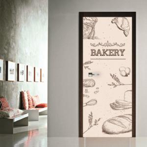 # Αυτοκόλλητο πόρτας φούρνος - Sticker Box