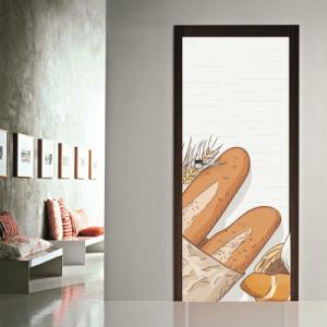 # Αυτοκόλλητο πόρτας ψωμί - Sticker Box