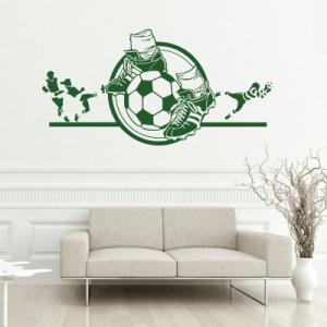 # Αυτοκόλλητο τοίχου ποδοσφαιρικά παπούτσια - Sticker Box