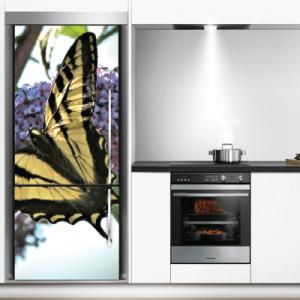 # Αυτοκόλλητο ψυγείου με πεταλούδα - Sticker Box