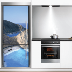 # Αυτοκόλλητο ψυγείου Ζάκυνθος - Sticker Box