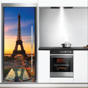 # Αυτοκόλλητο ψυγείου Παρίσι - Sticker Box