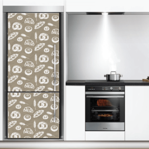# Αυτοκόλλητο ψυγείου για αρτοποιείο - Sticker Box
