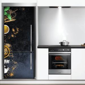 # Αυτοκόλλητο ψυγείου με μπαχαρικά - Sticker Box