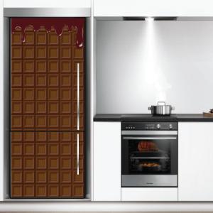# Αυτοκόλλητο ψυγείου σοκολάτα - Sticker Box