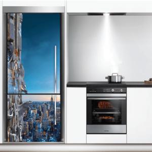 # Αυτοκόλλητο ψυγείου Νέα Υόρκη - Sticker Box