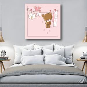 # Πίνακας για μωρό κορίτσι - Sticker Box
