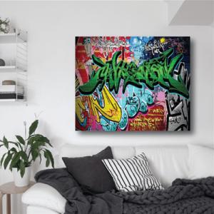 # Πίνακας τέχνη του δρόμου - Sticker Box
