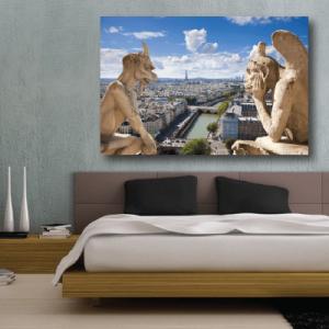 # Πίνακας Παναγία των Παρισίων στο Παρίσι - Sticker Box