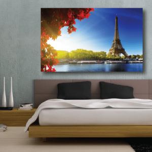 # Πίνακας Παρίσι - Sticker Box