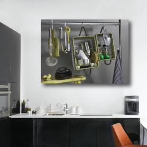 # Πίνακας για διακόσμηση κουζίνας - Sticker Box