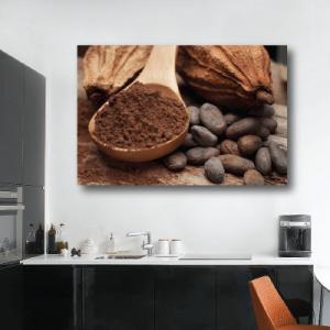 # Πίνακας με κόκους σοκολάτας - Sticker Box