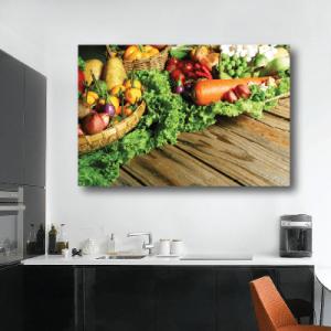 # Πίνακας με λαχανικά 2 - Sticker Box