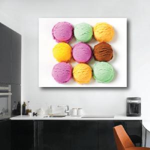 # Πίνακας με μπάλες παγωτό - Sticker Box