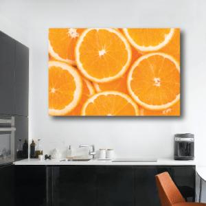# Πίνακας με πορτοκάλι - Sticker Box