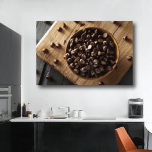 # Πίνακας με σατγόνες σοκολάτας - Sticker Box