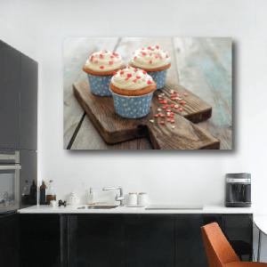 # Πίνακας με cup cake - Sticker Box