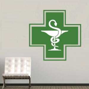 # Αυτοκόλλητο για φαρμακείο 3 - Sticker Box