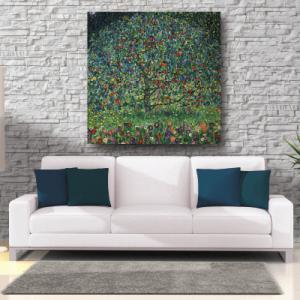 # Πίνακας ζωγραφικής δέντρο με μήλα - Sticker Box