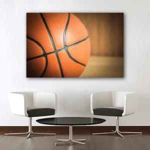 # Πίνακας με μπάλα μπάσκετ - Sticker Box