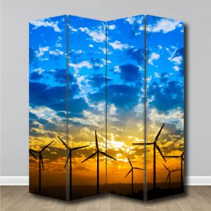 # Παραβάν αιολική ενέργεια - Sticker Box