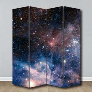 # Παραβάν με αστέρια στο διάστημα - Sticker Box