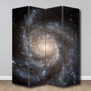 # Παραβάν με γαλαξία - Sticker Box