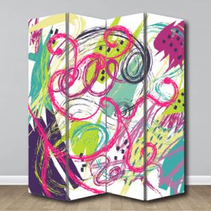 # Παραβάν με graffity - Sticker Box