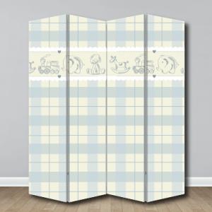 # Παραβάν παιδικό μοτίβο - Sticker Box