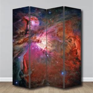 # Παραβάν χρωματιστό διάστημα - Sticker Box