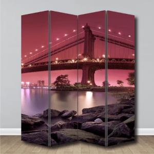 # Παραβάν Golden Gate Bridge Νέα Υόρκη - Sticker Box