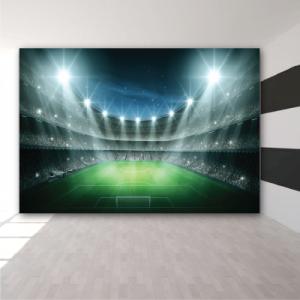 # Ταπετσαρία με γήπεδο ποδοσφαίρου - Sticker Box