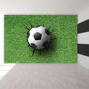 # Ταπετσαρία με μπάλα ποδοσφαίρου - Sticker Box