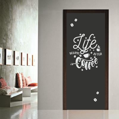 # Αυτοκόλλητο για καφέ - Sticker Box