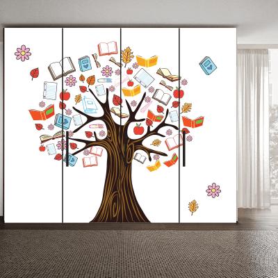 # Αυτοκόλλητο ντουλάπας για φροντιστήρια - Sticker Box