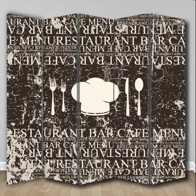 # Παραβάν για εστιατόρια - Sticker Box