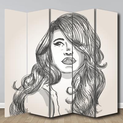 # Παραβάν με κοπέλα - Sticker Box