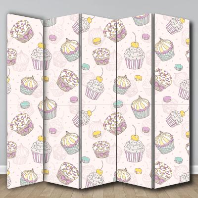 # Παραβάν με muffins - Sticker Box