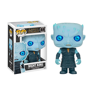 # Φιγούρα με τον Night King | POP! figure TV series Game of Thrones – No. 44 - Sticker Box
