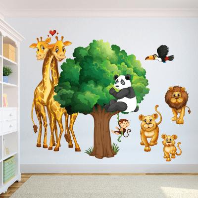 # Αυτοκόλλητο τοίχου αγαπημένα ζωάκια - Sticker Box