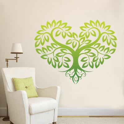 # Αυτοκόλλητο τοίχου δέντρο σε σχήμα καρδιάς - Sticker Box
