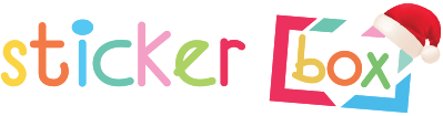 Sticker Box Λογότυπο
