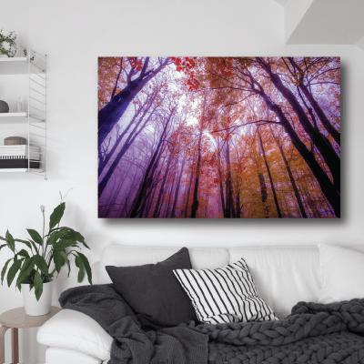 # Πίνακας δάσος το φθινόπωρο - Sticker Box