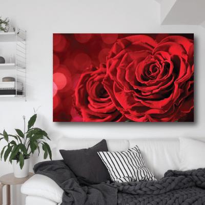 # Πίνακας με κόκκινα τριαντάφυλλα - Sticker Box