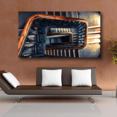 Πίνακας με σκάλες