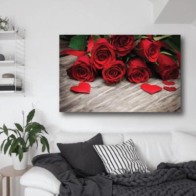 # Πίνακας με όμορφα τριαντάφυλλα - Sticker Box