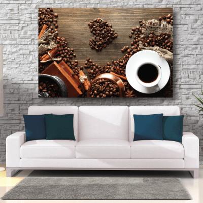 Πίνακας love coffee